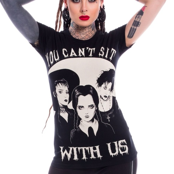 """Heartless /""""Psycho Witch/"""" Ladies T-Shirt"""